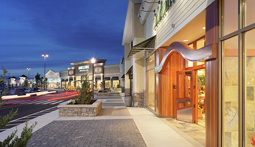The Shoppes at Blackstone Valley